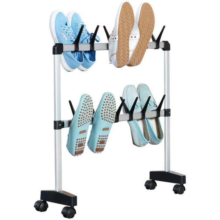 RUCO Mobiel schoenenrek 12 paar