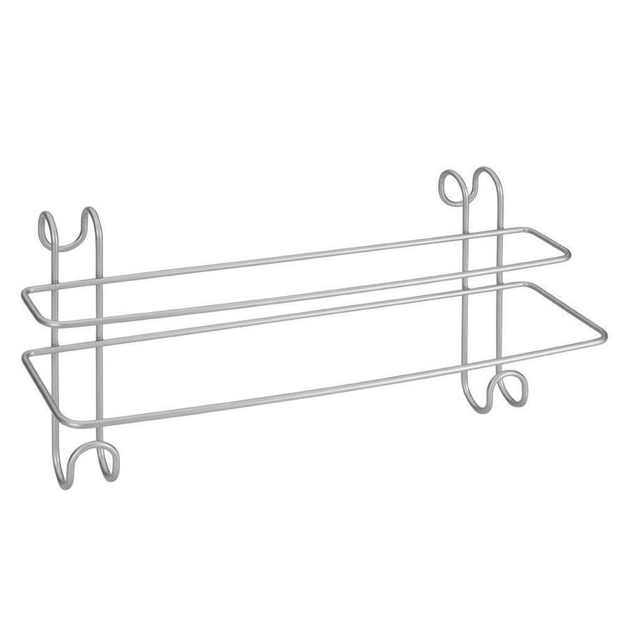 Metaltex | Tomado Handdoekrek dubbel voor badwand en radiator