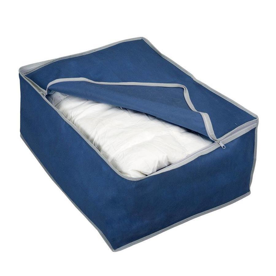 Metaltex   Tomado Opberghoes 70 liter marineblauw