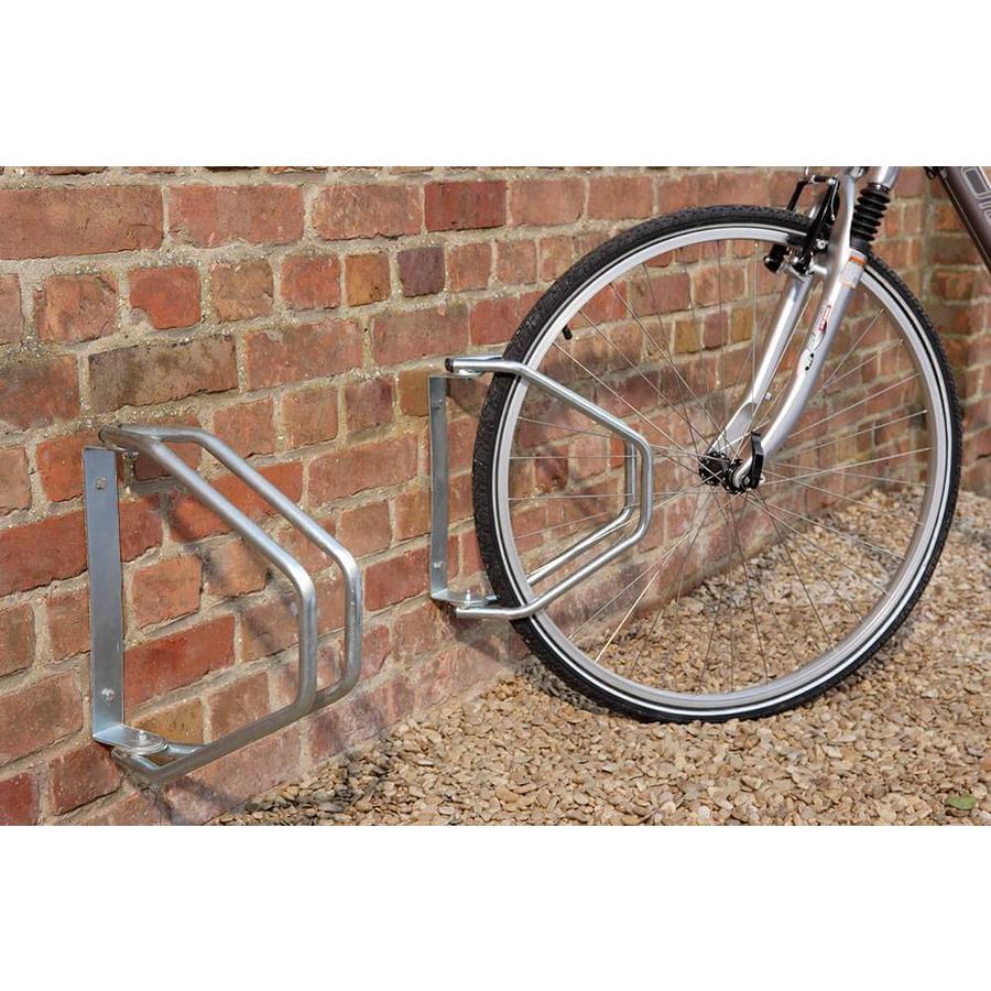 MOTTEZ Fietsenrek voor 1 fiets wandmontage