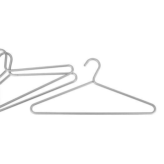 Aluminium kledinghangers (3 stuks)