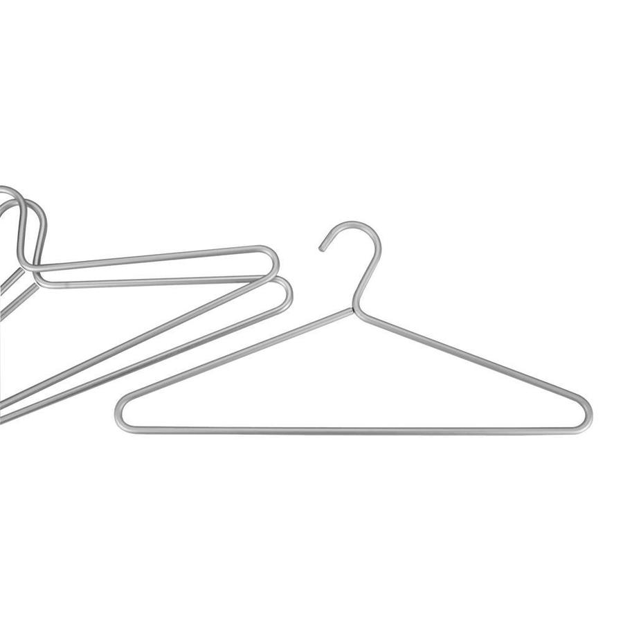 Metaltex | Tomado Aluminium kledinghangers (3 stuks)