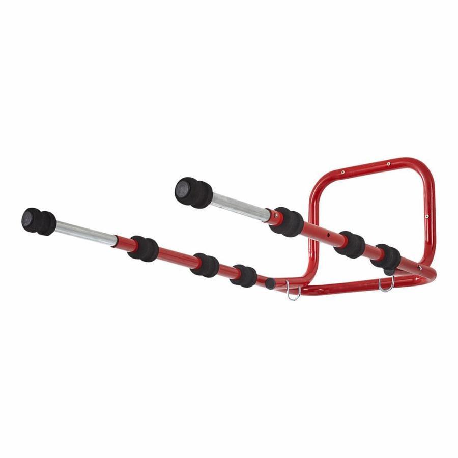 MOTTEZ Ophangsysteem inklapbaar voor 4 fietsen