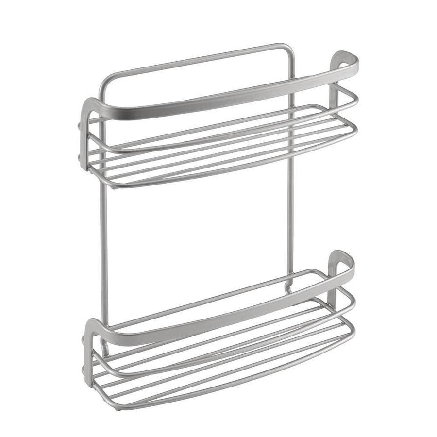 Metaltex | Tomado Kruidenrek Eureka 2 etages voor wandmontage