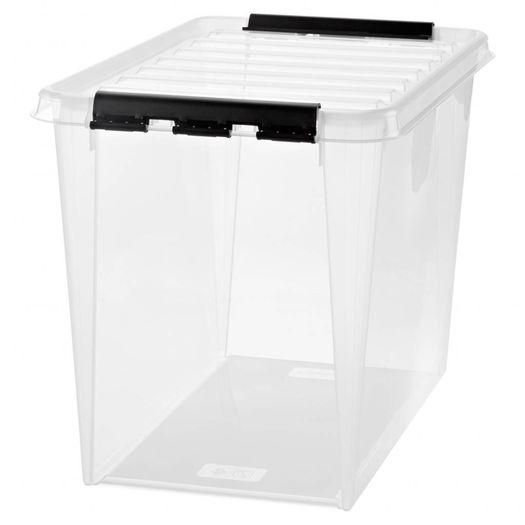 Clipbox Classic 65 transparant (61 liter)