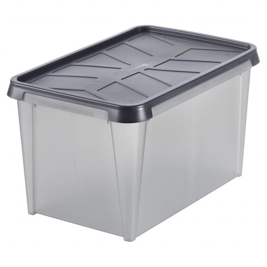 SmartStore Waterdichte opbergbox Dry 45 (60 x 40 x 35 cm) 50 liter