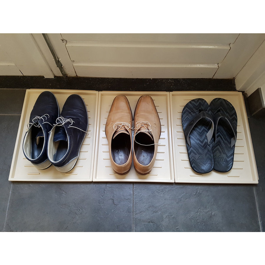 Metaltex | Tomado Schoenentray maar net zo geschikt voor laarzen