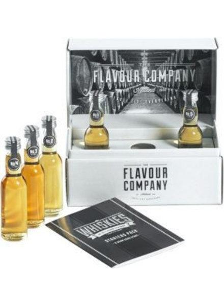 Flavour company The flavour company, Five flavours pack, Whisky