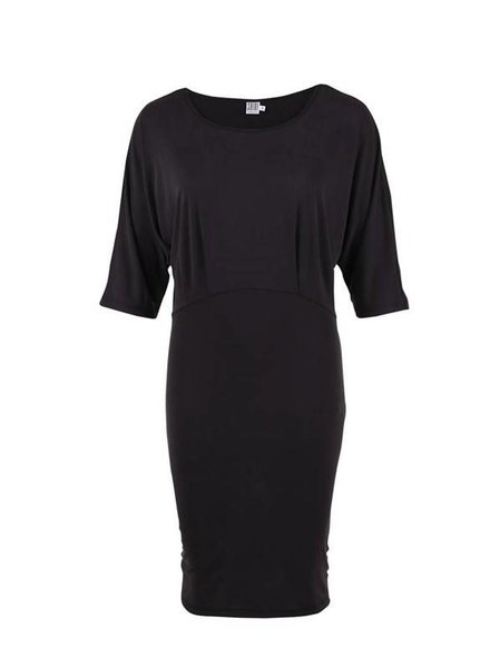 Saint tropez, Dress Jersey, Black