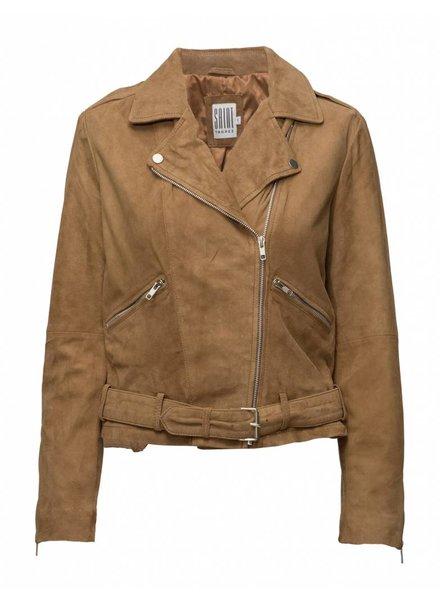 Saint tropez, Suede Biker Jacket, B Sugar