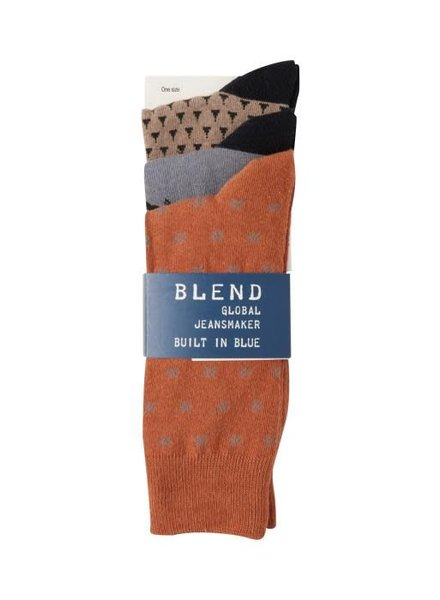Blend, Christmas socks, 3 pack