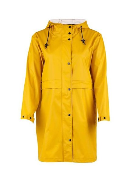 Saint tropez, R7008 Functional rain coat, Yellow