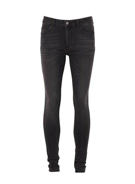 Saint tropez, Jeans tight fit/high waist, Black