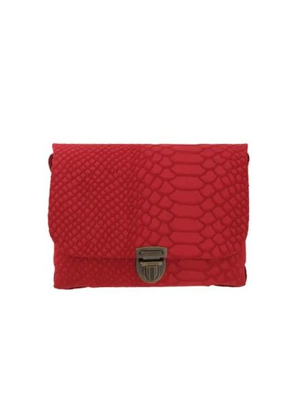 Elvy, Bag Janis Scale JS, Red