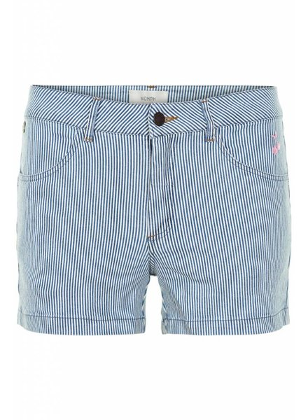 Nümph Nümph, Dyan shorts, blue white stripes