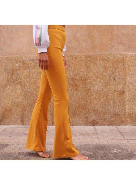 Colourful rebel, Jill flare, Pants Oker