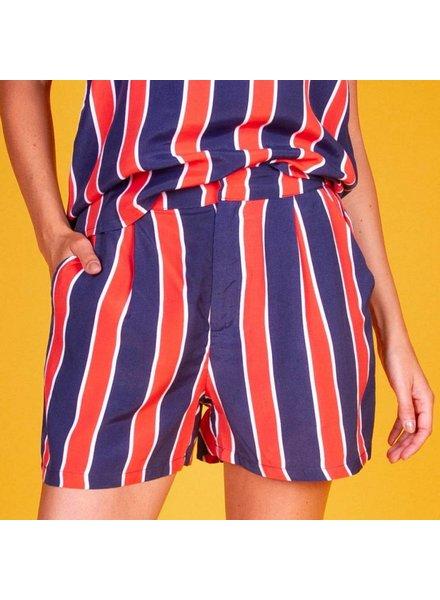 Colourful Rebel Colourful Rebel, Harper Short, Stripes