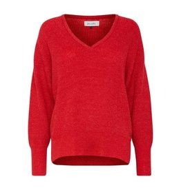 Blendshe, Sweater Tradie L Pu, Red