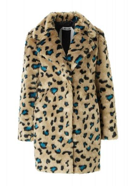 SPOOM SPOOM, Jacket Kiva, Leo Sand Blue