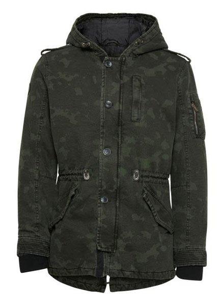 Blend, Jacket Outerwear, Green