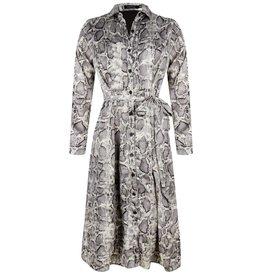Ydence Ydence, Dress Elois, Grey snake