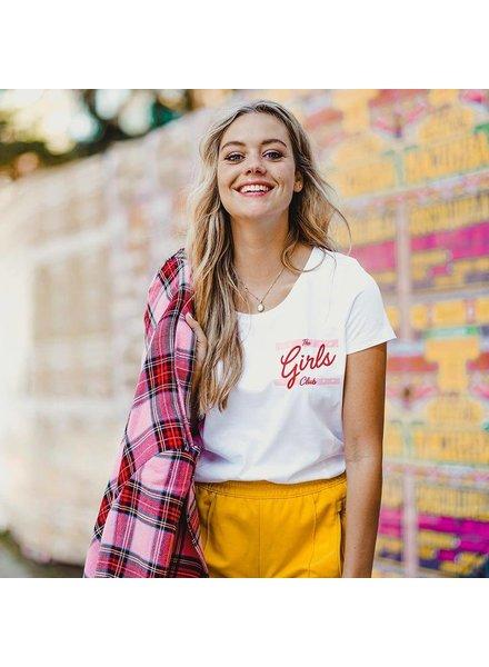 Forever friday, T-shirt girls, White
