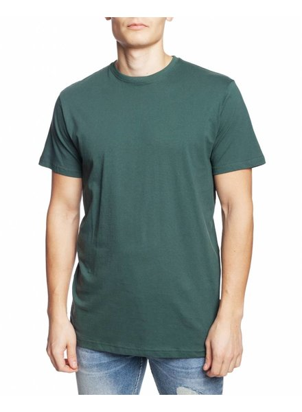 Just junkies Just Junkies, Shirt Ganger, 1080 Dusty Green