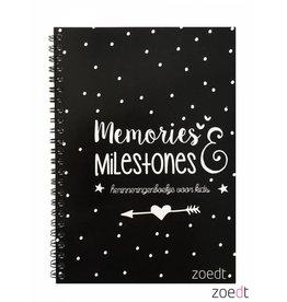 zoedt Zoedt, Memories & Milestones, Black