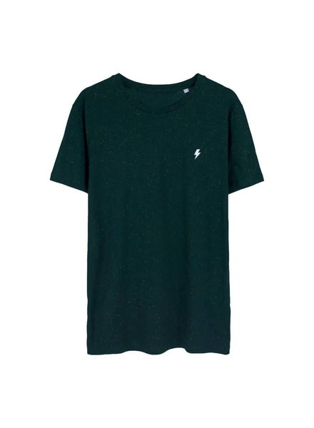 Strøm Strom, T-shirt Lightning, Green