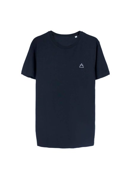 Strøm Strom, T-shirt Triangle, Black