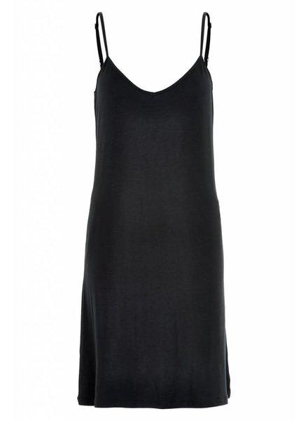 Nümph Numph, Jaliyah Slip Dress, 0000 Caviar