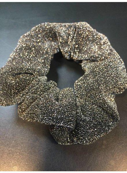 Bulu brands Scrunchie, zilver glitter