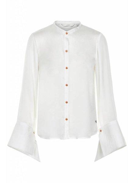 Nümph Numph, Gwendolen Shirt, 9000 B. White