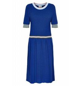Nümph Numph, Isabelline Knit Dress, 3023 Maz. Blue