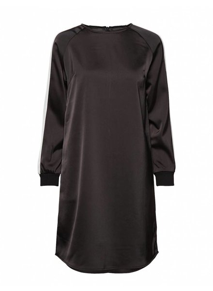 Soft Rebels, Linea Dress, Black White