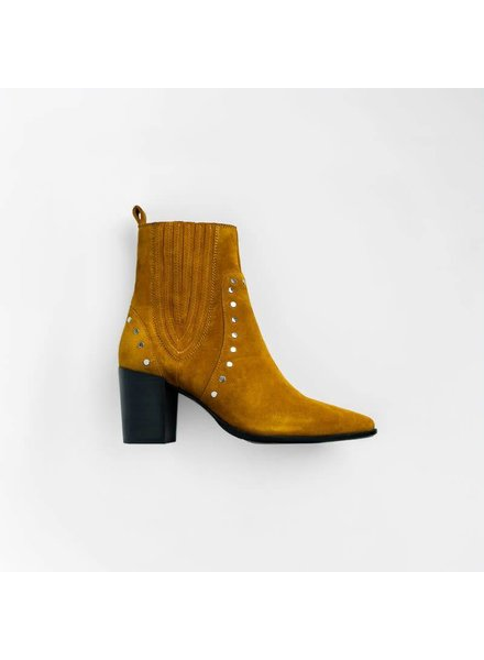 Bronx Bronx, Super Fine Suede, 2320 Winter Yellow