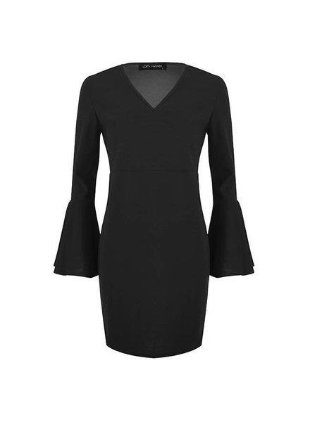 Lofty Manner Dress Cali, Black