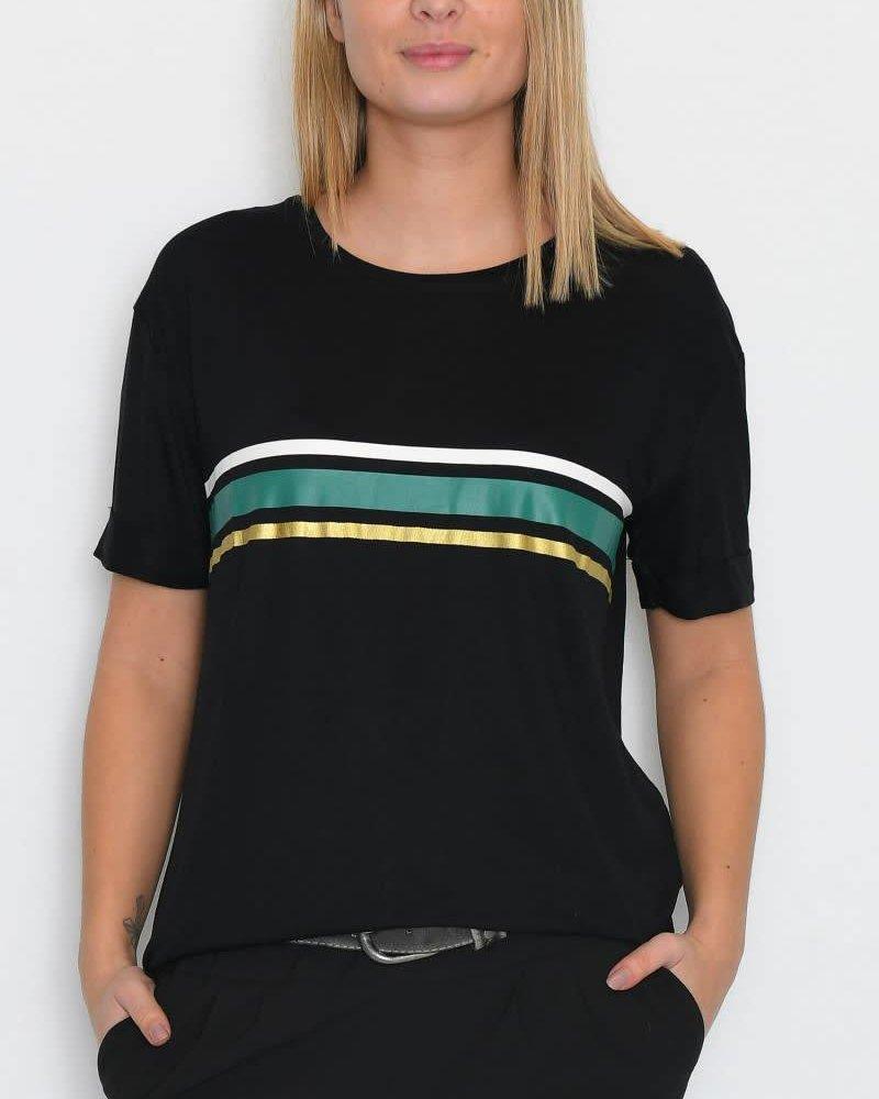 Soft rebels Soft Rebels, Elvaline T-Shirt, 217 Night Sky