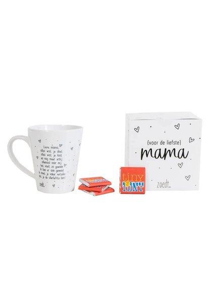 zoedt Zoedt, Cadeaupakket ''voor de liefste mama''