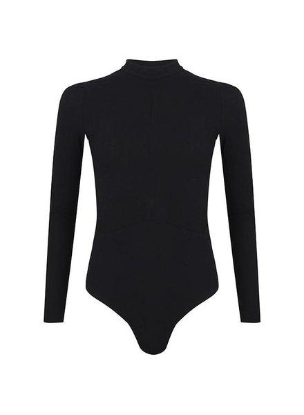 Lofty manner, Bodysuit Elissa, Black