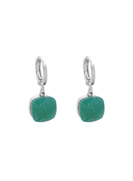 KUIF YW, Earrings call it magic, Green