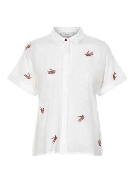 Nümph Nümph, Shirt Jocelynn, White