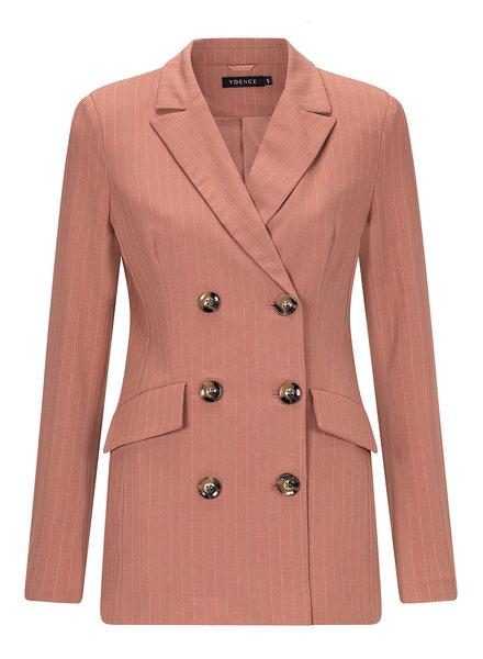 Ydence Ydence, Blazer dina, Soft pink