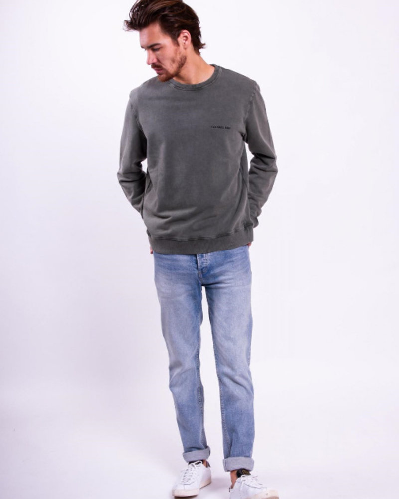 Colourful Rebel Colourful Rebel, Basic Washed Sweater, Army