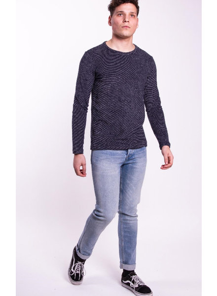 Colourful Rebel Colourful Rebel, Luke Sweater, Navy