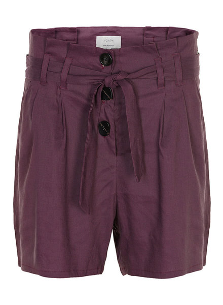 Nümph Nümph, Karly Shorts, Purple