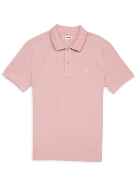 Cheaque Cheaque, Polo logo, Old pink