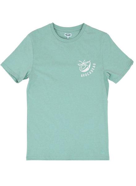 Cheaque Cheaque, T-Shirt Avocadeau, Mint