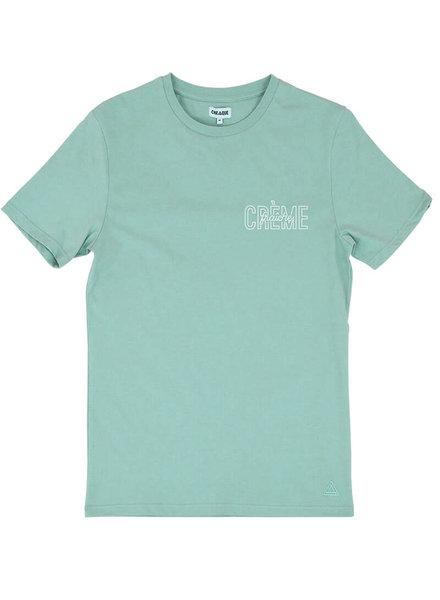 Cheaque Cheaque, T-Shirt Crème Fraîche, Mint
