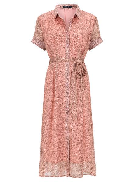 Ydence Ydence, Dress Nicolette, Pink